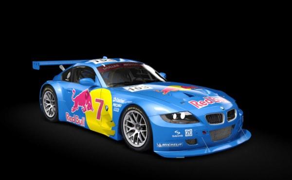 BMW Z4 M Coupe GT3