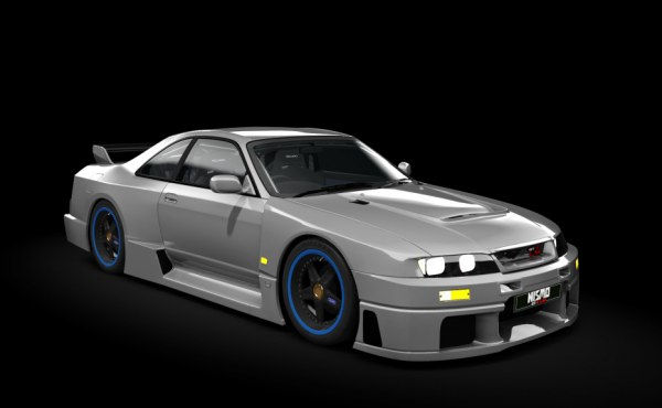 Nismo GT-R LM Road Going Version '95