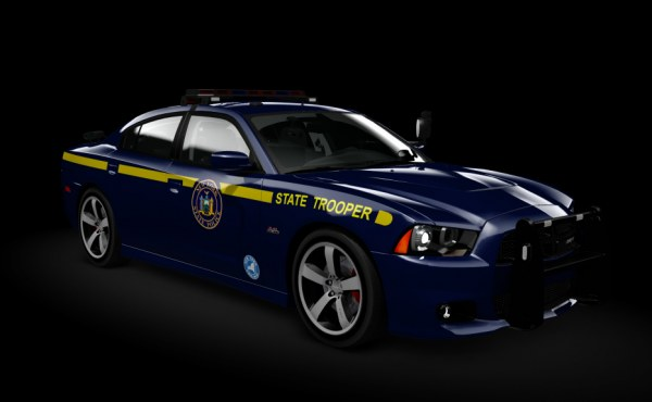 Dodge Charger Police '10
