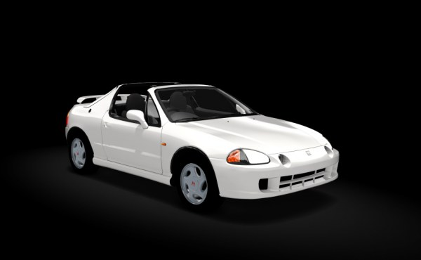 Honda CR-X Del Sol SiR