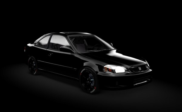 Honda Civic Si '99